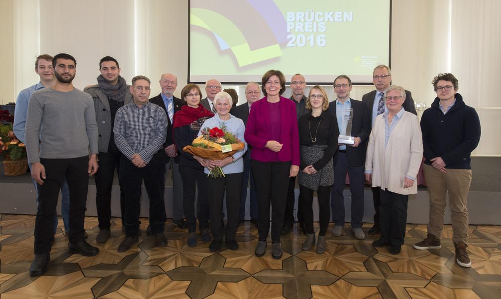 Foto: BrueckenPreis Verleihung 2016