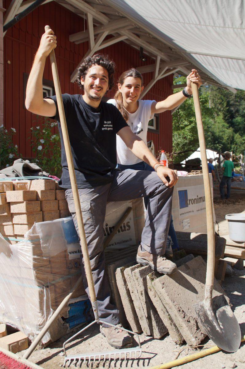 Martha und José (aus Spanien)